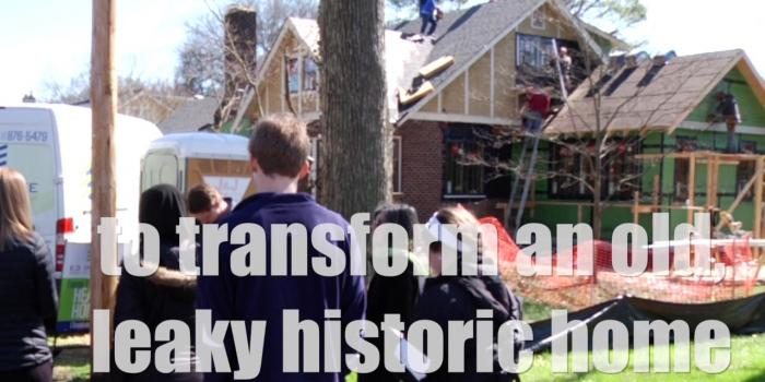Embedded thumbnail for Historic Home Makeover - Sneak Peak!